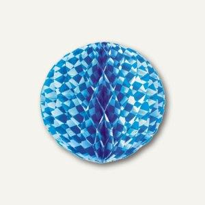 Wabenball Bayrisch Blau