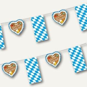 Artikelbild: Flaggenkette Oktoberfest