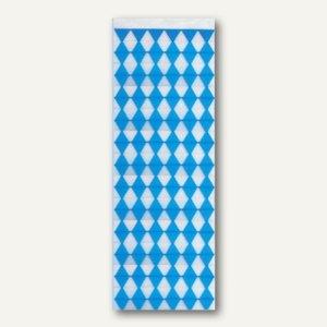 """Papstar Wandbanner """"Bayrisch Blau"""", Papier, 160 x 42 cm, 10 Stück, 82811"""