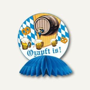 """Papstar Tischaufsteller """"Ozapft is!"""", Ø 20 cm, 22 cm hoch, 20 Stück, 82812"""