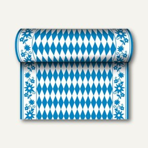 Tischläufer Bayrisch Blau