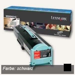 Lexmark Rückgabe-Toner, ca. 35.000 Seiten, schwarz, W850H21G