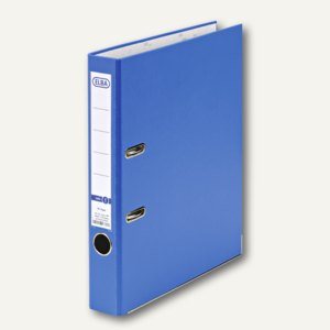Elba Ordner smart Pro PP/Papier, Rückenbreite: 50 mm, hellblau, 100023257