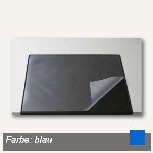 Läufer Schreibunterlage DURELLA Flexoplan DS, 52 x 65 cm, blau, 44625