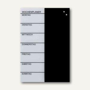 Artikelbild: Glas-Magnetplaner / Wochenplaner