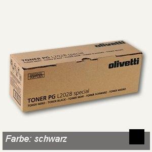 Olivetti Toner-Kit, ca. 7.200 Seiten, schwarz, B0740
