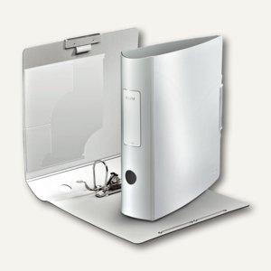 Ordner Active Style, 180°-Hebelmech., Rücken 80 mm, PP, arktik-weiß, 1108-00-04