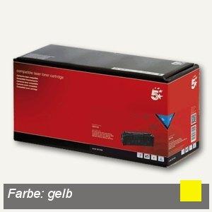 officio Lasertoner für hp, ca. 2.600 Seiten, gelb, CE412A
