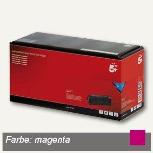 officio Lasertoner für hp, ca. 7.300 Seiten, magenta, CE743A