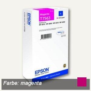 Tintenpatrone T7563