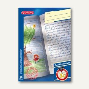 Geschichtenheft x.book DIN A4