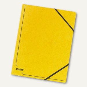 "Falken Eckspanner ""Colorspan"" DIN A4, gelb, 11286648"