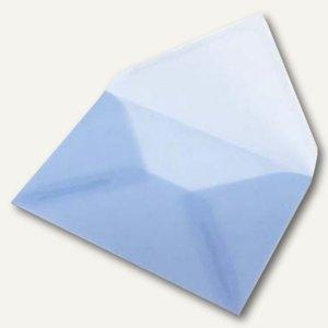 Transparenter Briefumschlag DIN B6