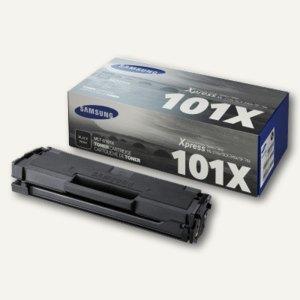 Samsung Lasertoner, ca. 700 Seiten, schwarz, MLTD101X/ELS