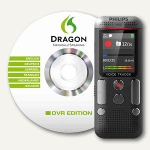 "Philips Audiorecorder / Handdiktiergerät ""DVT2700"", 4 GB Speicher, DVT2700/00"