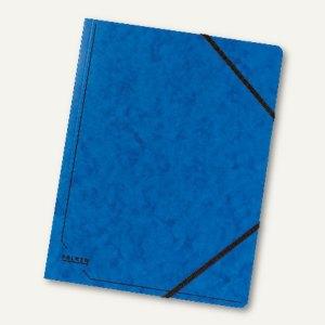 "Falken Eckspanner ""Colorspan"" DIN A4, blau, 11286473"