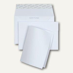 Briefumschläge Prestige C6 + Doppelkarten A6