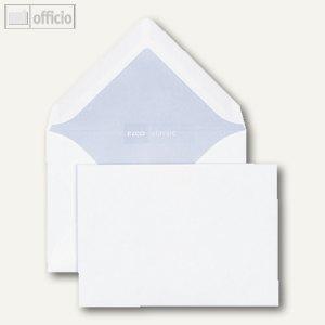 ELCO Briefumschläge Prestige C7, haftkl., 100 g/m², hochweiß, 25 Stück, 79307.12