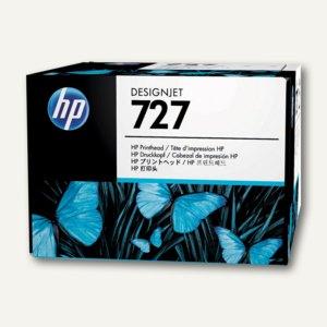 HP Druckkopf 727, 6-farbig, B3P06A