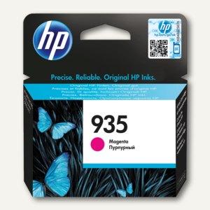 HP Tintenpatrone 935, 4.5 ml, ca. 400 Seiten, magenta, C2P21AE