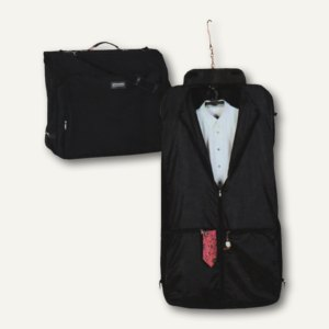 ME AND MY Business Kleidersack, Schultergurt, 2 Kleiderbügel, schwarz, 39091