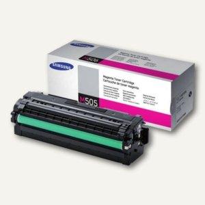 Samsung Toner, ca. 3.500 Seiten, magenta, CLTM505L/ELS