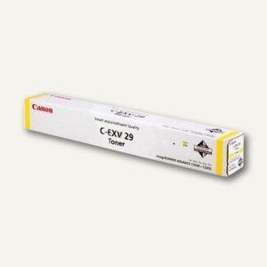 Canon Toner, C-EXV29, ca. 27.000 Seiten, gelb, 2802B002