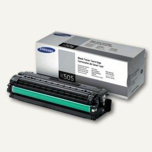 Samsung Toner, ca. 6.000 Seiten, schwarz, CLT-K505L/ELS
