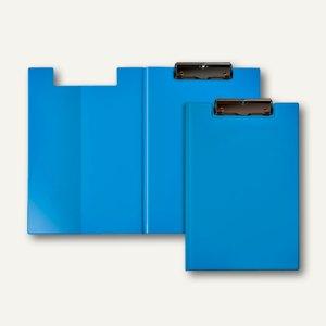 Klemmbrettmappe VELOCOLOR®, A4, PVC, Metallklemme, hellblau, 6 Stück, 4804351