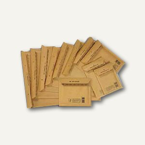 smartboxpro Luftpolstertasche, 320 x 455 mm, braun, 10 Stück, 343100810