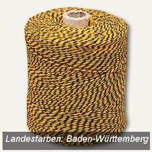 Urkunden-Heftgarn - Baden-Württemberg usw.