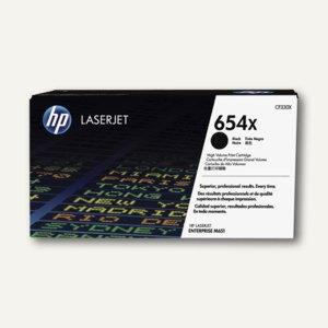 HP Toner Nr. 654X, 20.500 Seiten, schwarz, CF330X