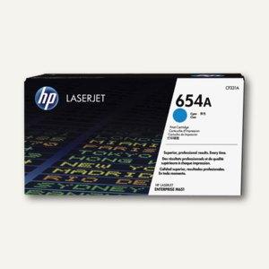 HP Toner Nr. 654A, 15.000 Seiten, cyan, CF331A