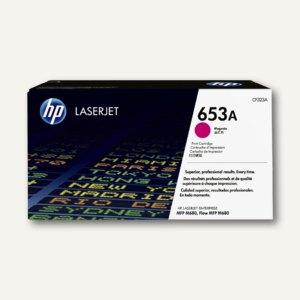 HP Toner Nr. 653A, 16.500 Seiten, magenta, CF323A