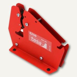 Tesa Beutelschließer für kleinere & mittlere Beutel, rot, 06256