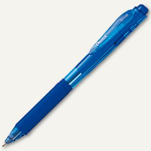 Pentel Druckkugelschreiber WOW BK440, Strichstärke: 0.50 mm, blau, BK440-C