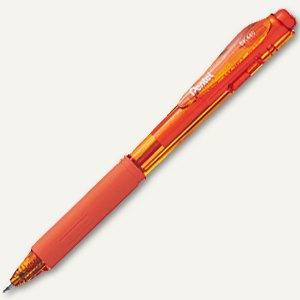 Pentel Druckkugelschreiber WOW BK440, Strichstärke: 0.50 mm, orange, BK440-F