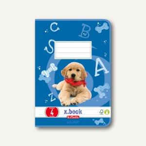 Schulheft x.book DIN A5