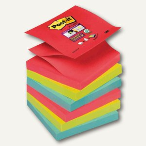 Super Sticky Z-Notes Jewel Pop Collection