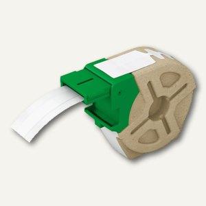 LEITZ Kunststoff-Beschriftungsetiketten ICON, 12mm x 10m, endlos,weiß,7015-00-01
