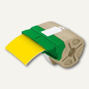 LEITZ Kunststoff-Beschriftungsetiketten ICON, 88mm x 10m, endlos,gelb,7016-00-15