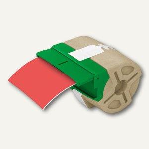 LEITZ Kunststoff-Beschriftungsetiketten ICON, 88mm x 10m, endlos,rot, 7016-00-25