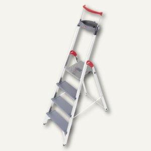 """Hailo Sicherheitsleiter """"ProfiLine XXR 225"""", max. 2.59 m, 4 Stufen, 8894-021"""