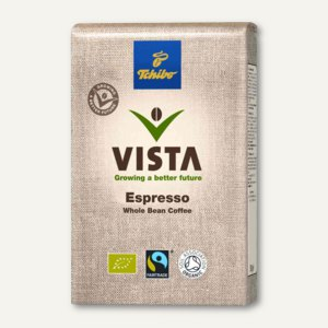 "Tchibo Kaffee ""Vista Bio Espresso"" - ganze Bohne, 1.000g, 470789"