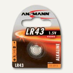 Artikelbild: Alkaline Knopfzelle LR41