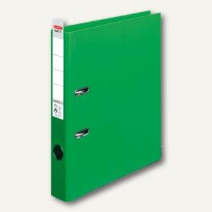 Herlitz Ordner maX.file protect plus, Kantenschutz, 50 mm, hellgrün, 10834836