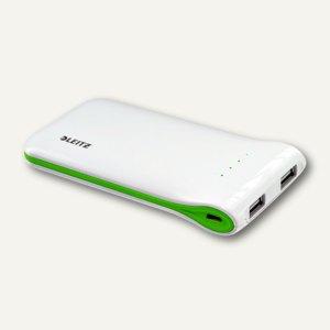 """Mobiler Zusatzakku """"Complete"""" USB für Mobilgeräte, 5.000 mAh, weiß, 6413-00-01"""