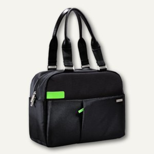 LEITZ Notebook-Tasche Shopper Smart Traveller, 13.3 Zoll, schwarz, 6018-00-95