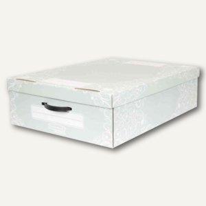 BANKERS BOX STYLE Unterbett-Box Premium