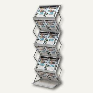 Artikelbild: Prospektständer 6 x DIN A3